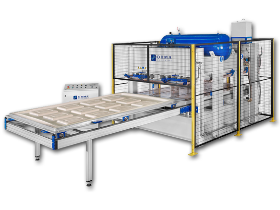membrane press AIR SYSTEM ECO